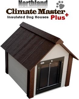 Climate Master Plus Medium Dog House