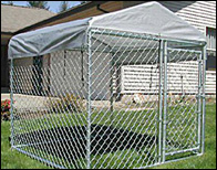 Do-it-yourself Dog Kennel CL40598