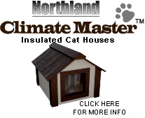Climate Master Insulated Cat House