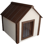 Climate Master<br>Large Dog House