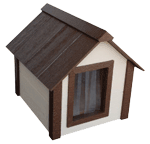 Climate Master<br>Medium Dog House