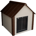 Climate Master Plus<br>Large Dog House