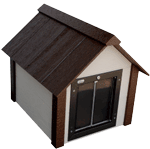 Climate Master Plus<br>Medium Dog House