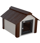 Climate Master Plus<br>Small Dog House