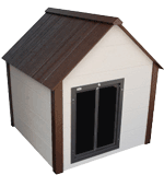 Climate Master Plus<br>Extra Large Dog House