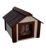 Climate Master<br>Small Dog House