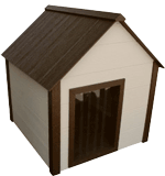 Climate Master<br>Extra Large Dog House
