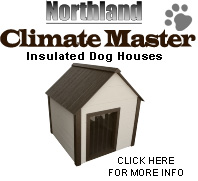 Climate Master Insulated Dog House