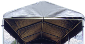 WeatherGuard Kennel Cover