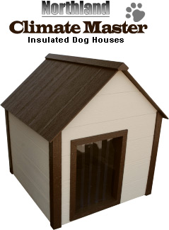 extra large insulated dog house