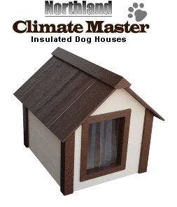 Climate Master Medium Dog House