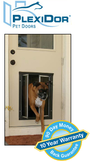 Door Mounted Dog Doors