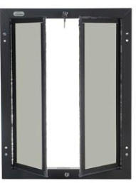 Plexidor Wall Mounted Dog Door Extra Large