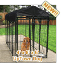 Uptown 4x8 Kennel Kit