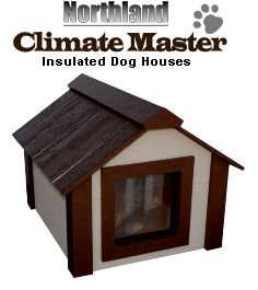 Northland Climate Master Small Dog / Cat House